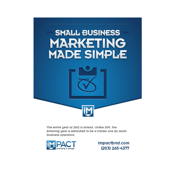 Inbound Marketing Ebook - Small Business Marketing Made Simple