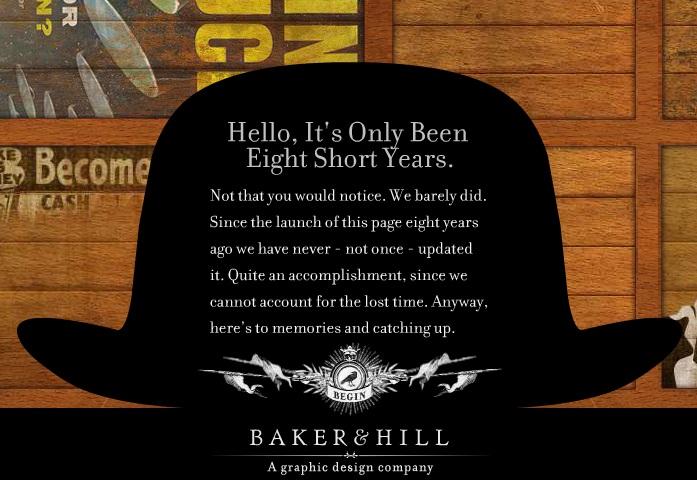 Baker & Hill Shapes CTA