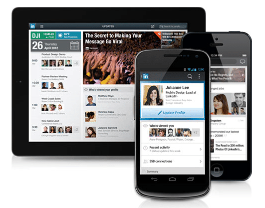 LinkedIn App: Long Over Due, But Well Worth the Wait