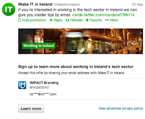 Make IT in Ireland