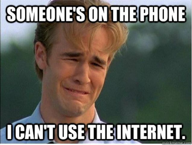Chat Rooms and Other 90's Technology We Don't Want Back