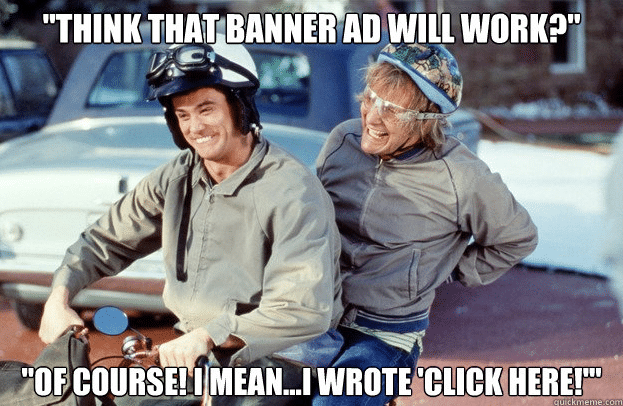 10 Laughable Reasons to Transition from Outbound Marketing [Memes]