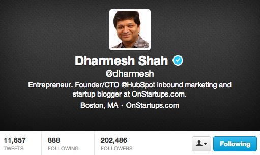 Dharmesh Shah