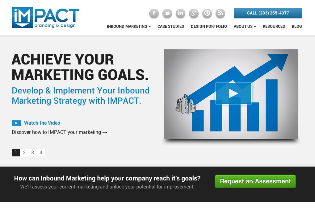 IMPACT's Website Redesign - 7 Things We Made Sure We Did