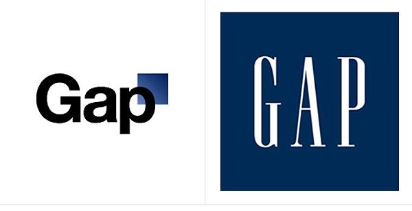 Gap-Logos