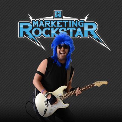 Marketing Rockstar
