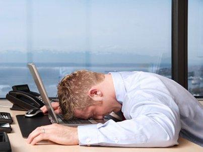 Curing Sleepy Keyboard Syndrome