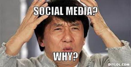 Social media meme 2