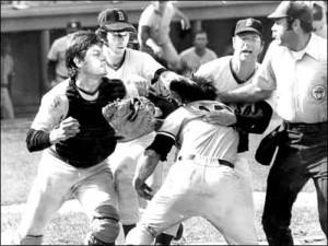Yankess / Red Sox Brawl in 1978
