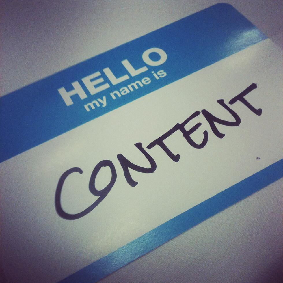 Funny Pic of the Week – How's Your Content Marketing?