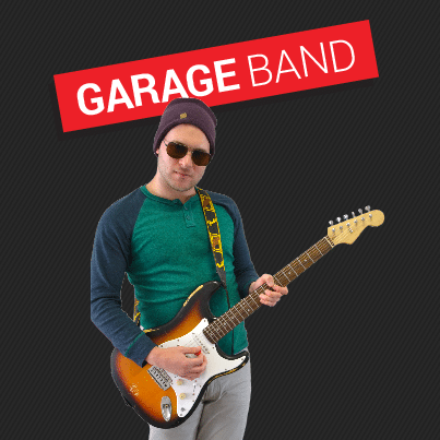 So You Wanna Be a Marketing Rockstar? Get Out of The Garage