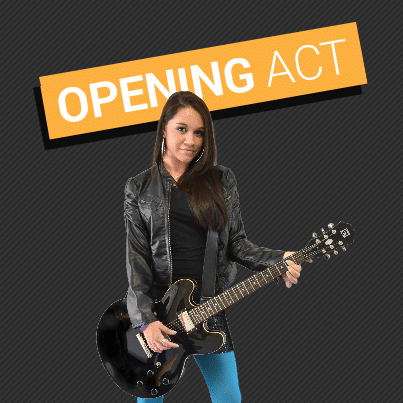 The Opening Act: Helping You Become An Inbound Marketing Rockstar