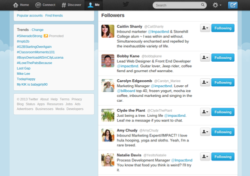 3 Ways to Generate a More Targeted Twitter Following
