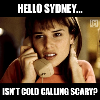 The Horrifying Reality of Cold Calling