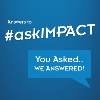 #askIMPACT: Answering Your Inbound Marketing Questions – 8/3/12 (Video)