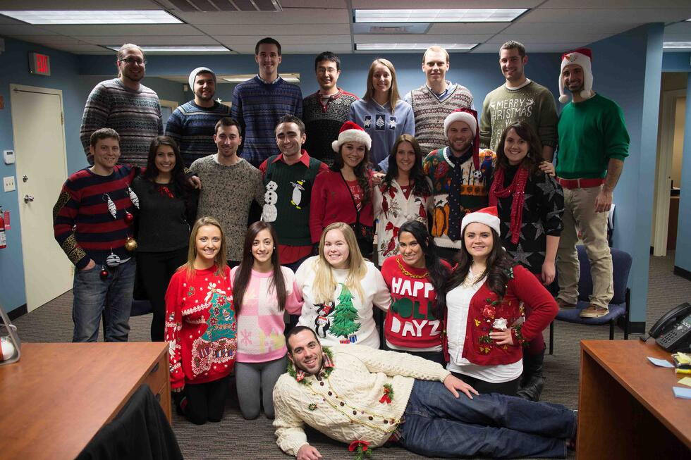 Happy Holidays from IMPACT!