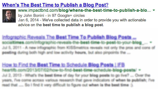 How to Set Up Google Authorship & Increase Your Authority