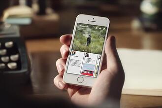 Facebook-new-app-paper