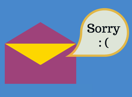 How to Create An Apology Email in 4 Simple Steps