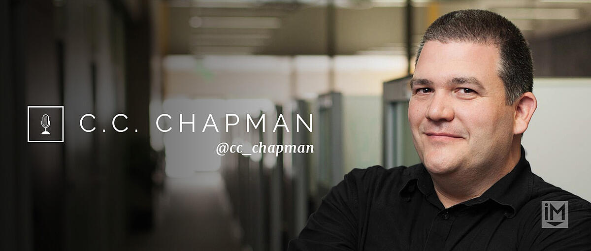 C.C. Chapman On Content Marketing & Why Your Voice Matters