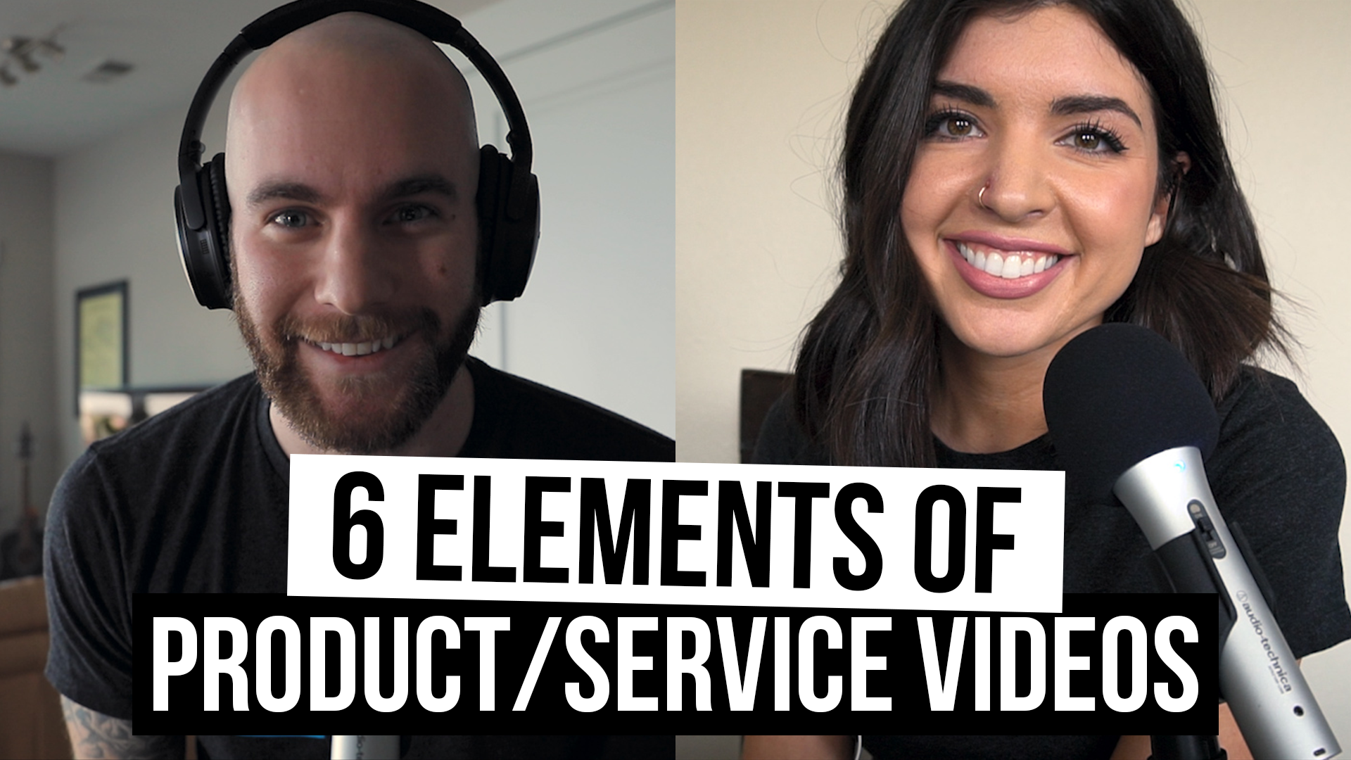 """""""6 Elements of Product/Service Videos"""" [Film School For Marketers Podcast, Ep. 2]"""