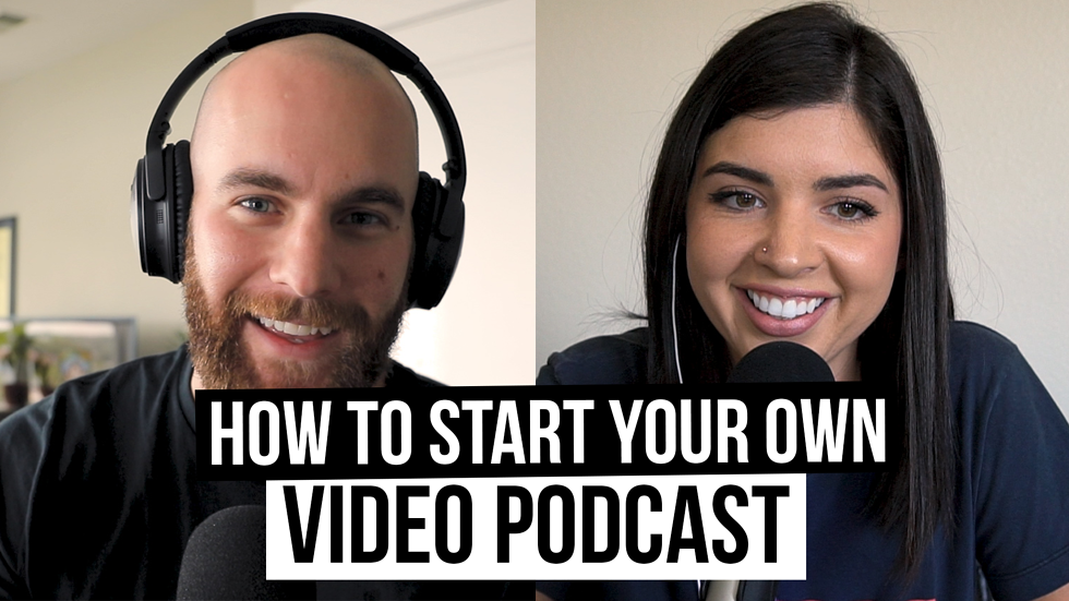 Diary Of Two Podcast Newbies: How To Start A Video Podcast [Film School For Marketers Podcast, Ep. 13]