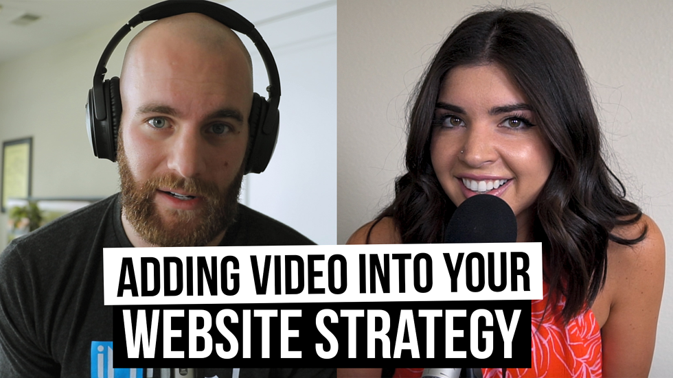 Do's and Don'ts Of Adding Video Into Your Website Strategy [Film School For Marketers Podcast, Ep. 14]
