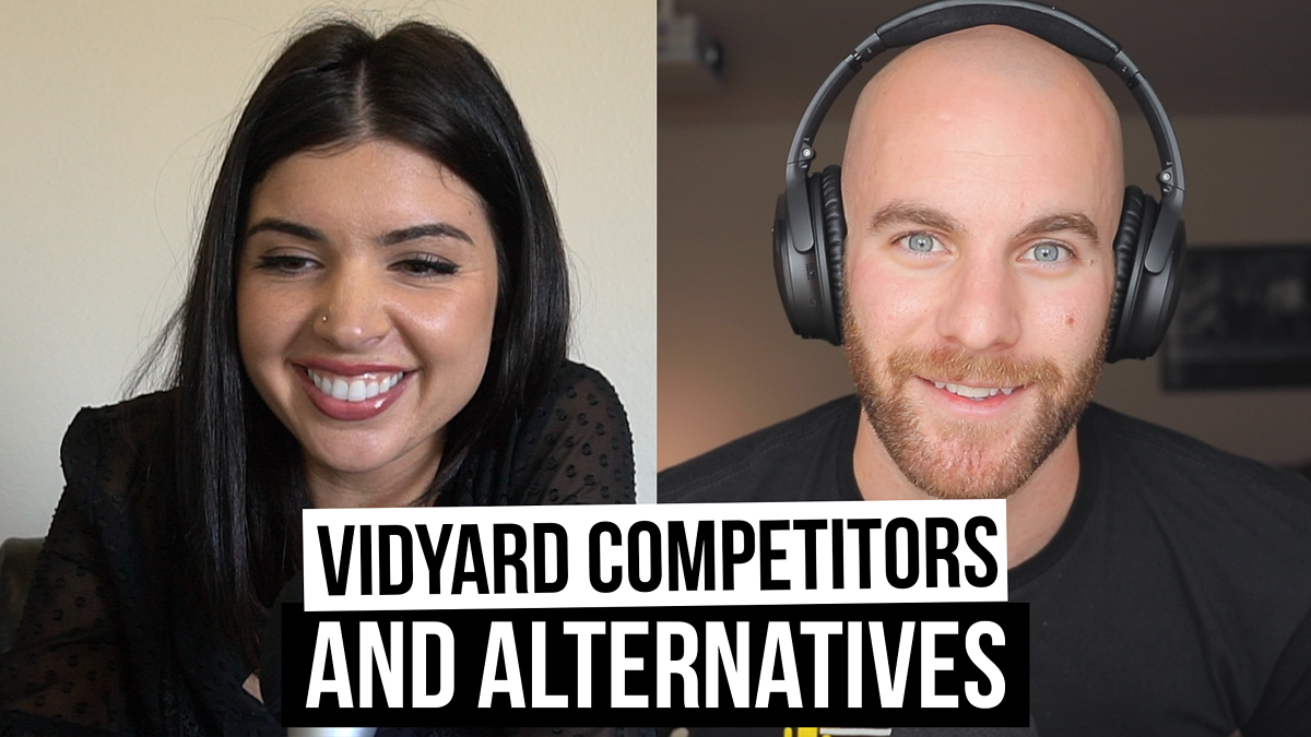 7 Vidyard competitors and alternatives for business video hosting[Film School For Marketers Podcast, Ep. 27]