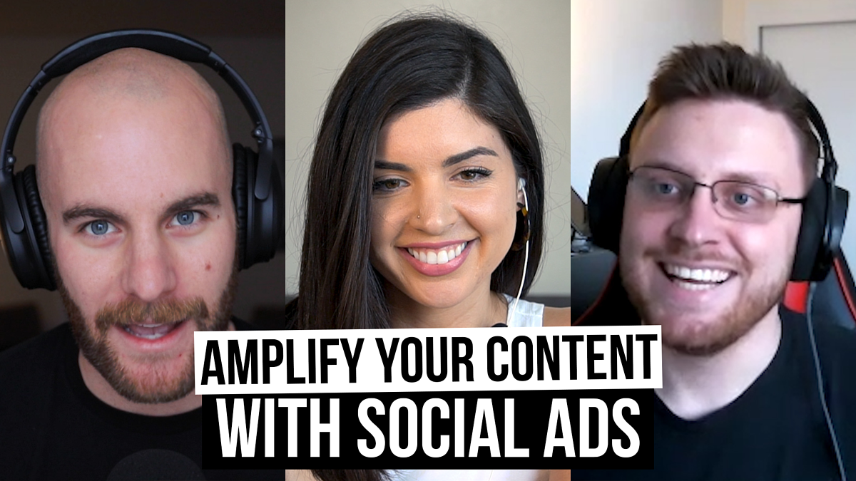 Amplify your video content with social ads [Film School for Marketers, Ep. 37]