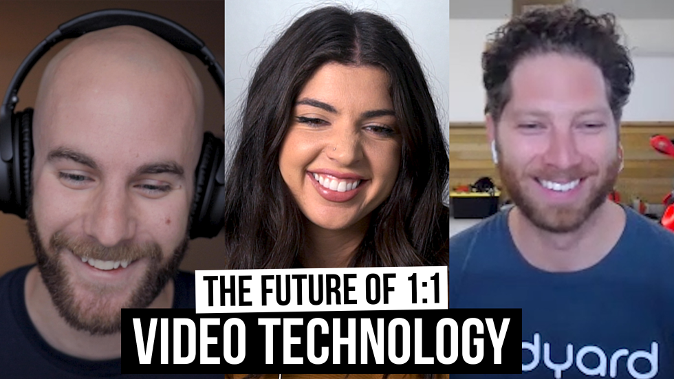 The future of 1:1 video technology (with Michael Litt, CEO of Vidyard) [Film School for Marketers, Ep. 45]