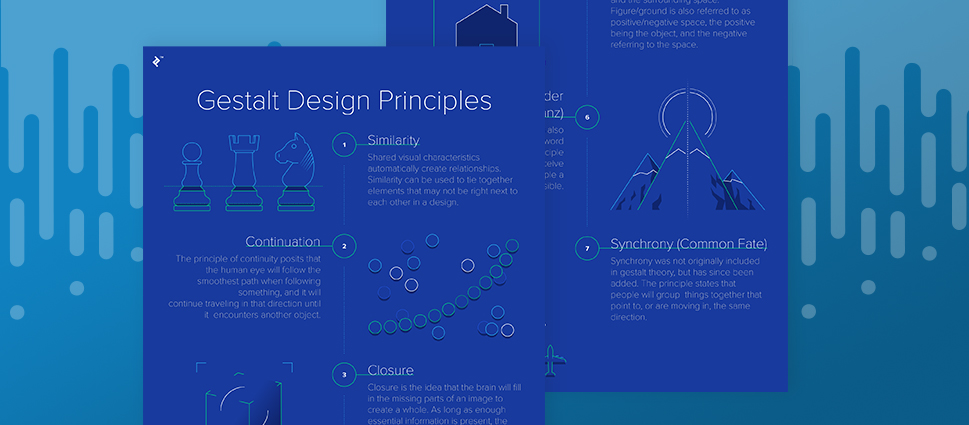 How to use Gestalt Principles for a more powerful business website [Infographic]