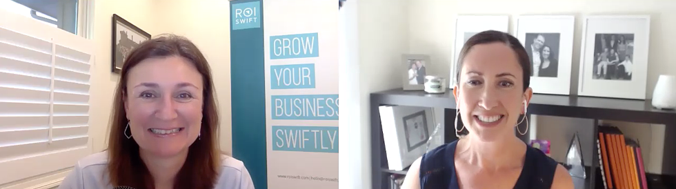 Marketing and selling on Amazon Ft. Carolyn Lowe of ROI Swift (Inbound Success, Ep. 147)