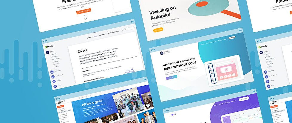 9 business website trends that ruled in 2019