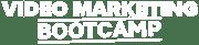 Video Marketing Bootcamp - Logo - White