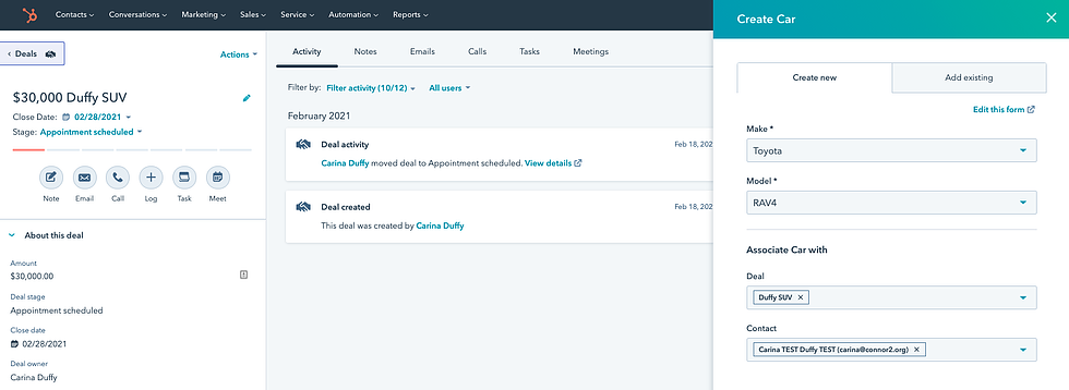 What are HubSpot custom objects and how do you use them?