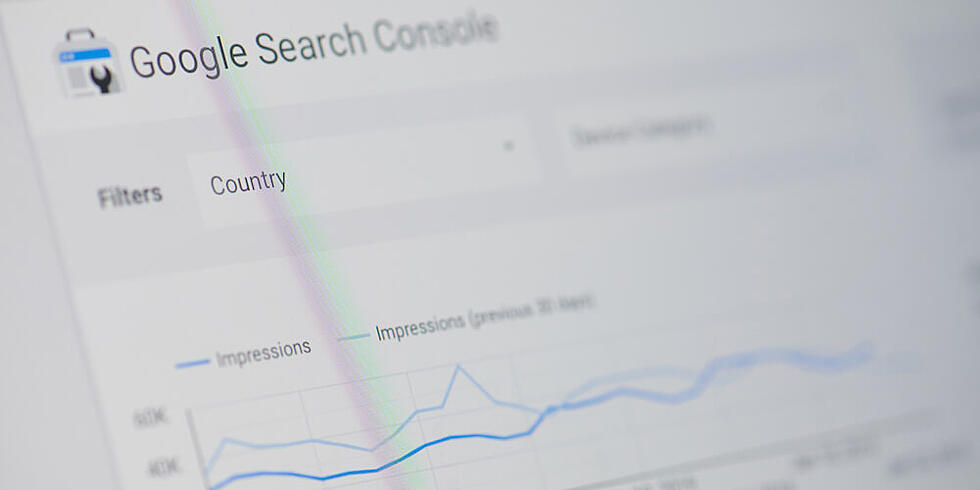 Google Search Console Loses Data from April 9 to April 25