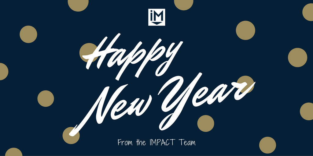 Happy New Year's! The Marketing Wrap-Up
