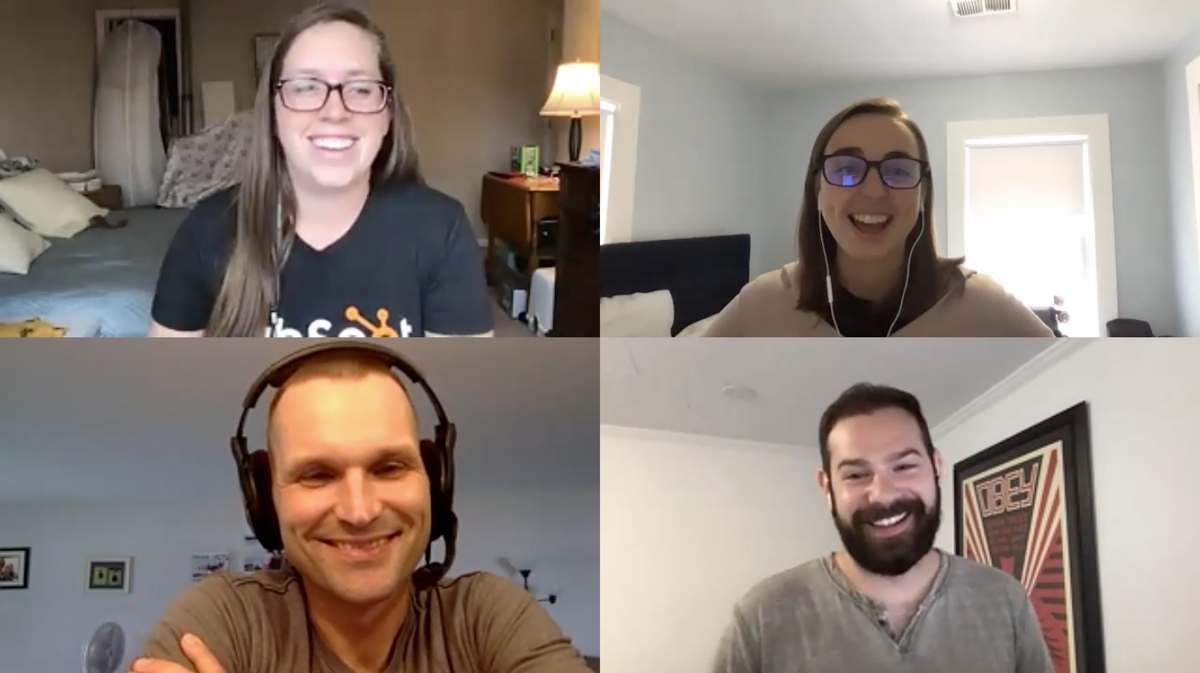 The Hubcast is back! INBOUND 2020 hot takes (Hubcast 264)