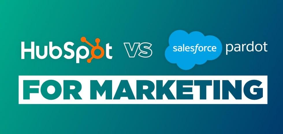 HubSpot vs. Pardot for marketing: a head-to-head comparison