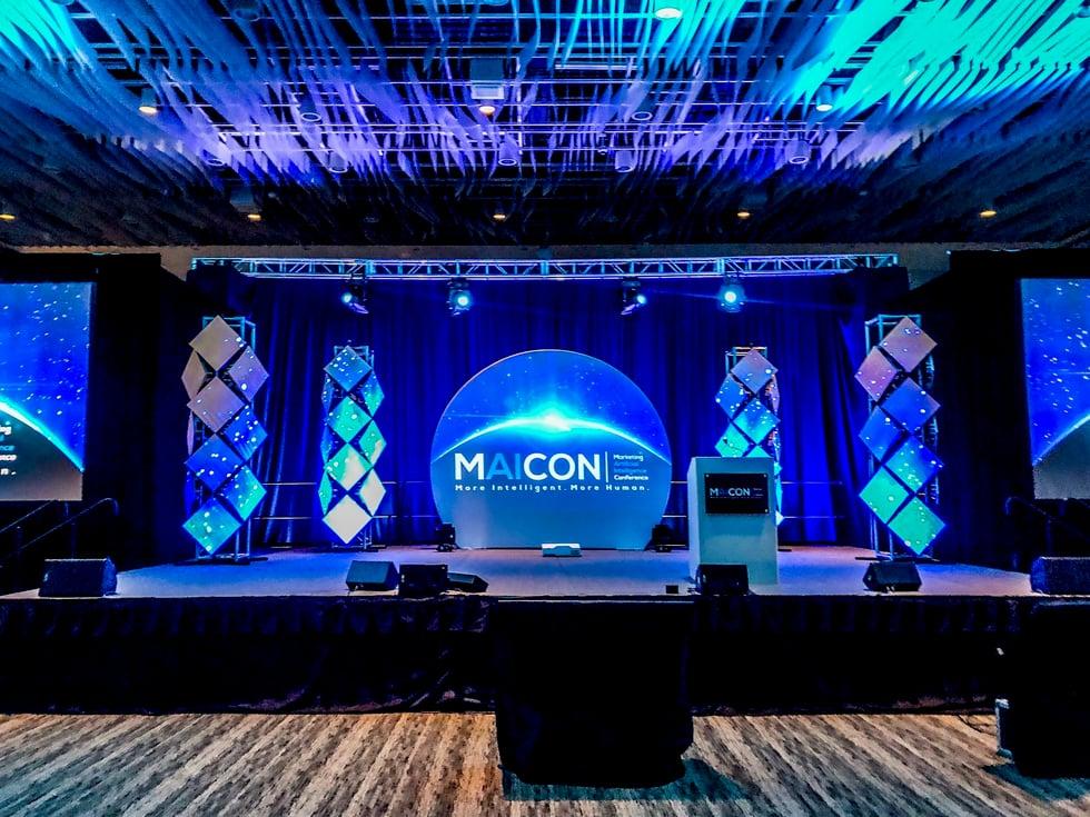 Marketing & Artificial Intelligence Meet at MAICON 2019