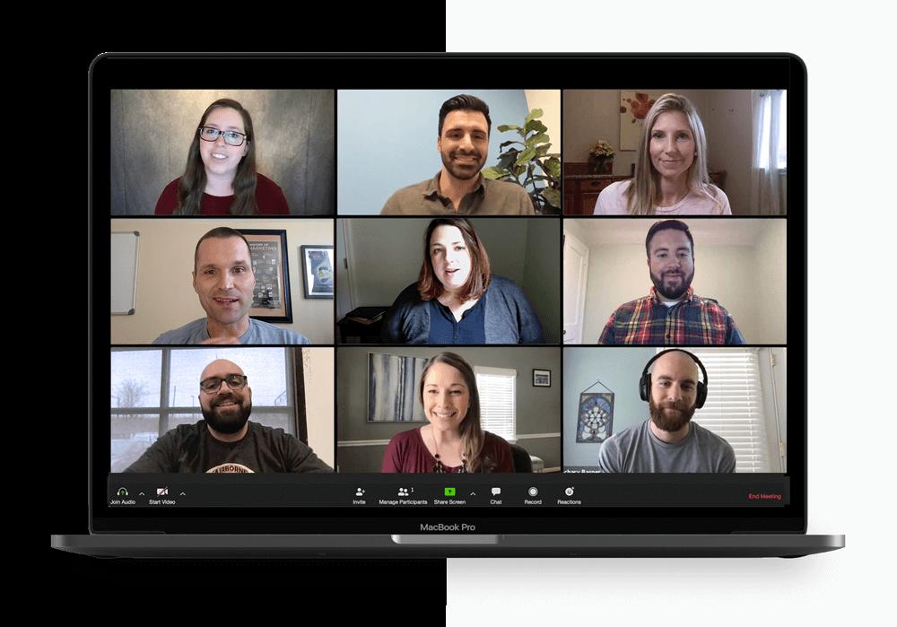 Mastermind Group Zoom Meeting
