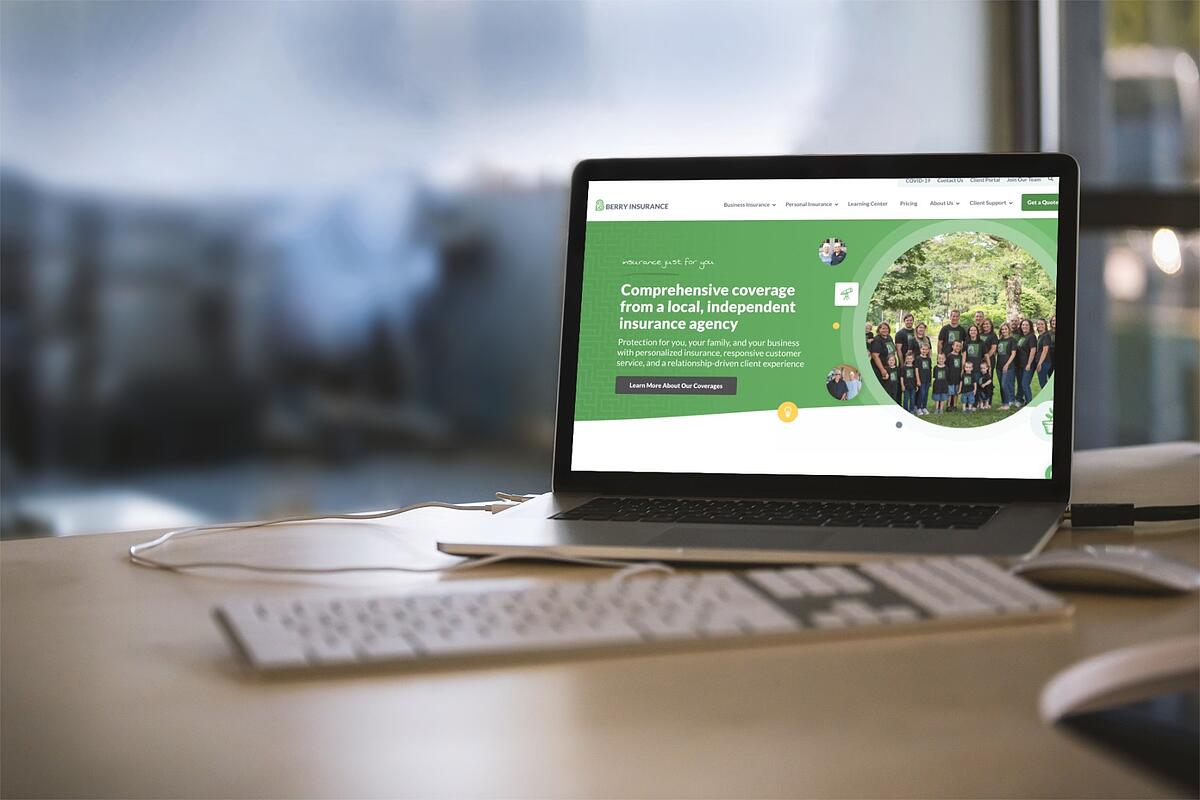 Strategy-driven website redesign: 5 IMPACT-built websites that solve client challenges