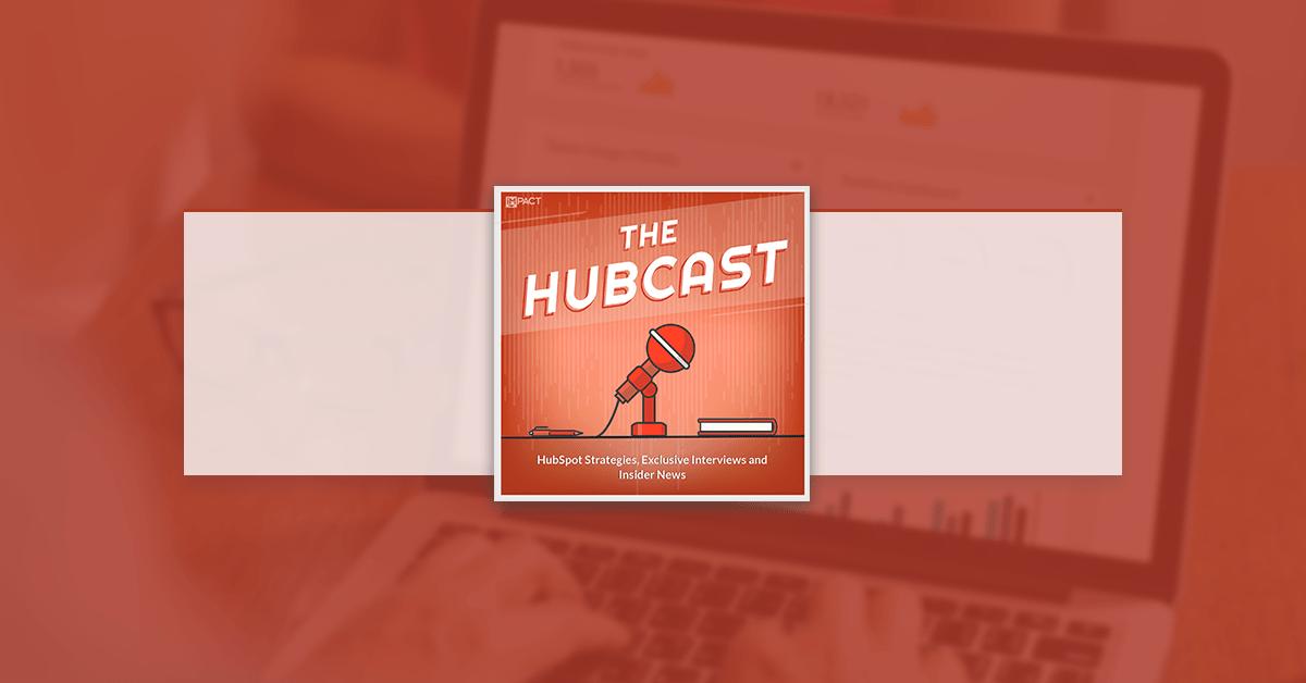 Hubcast 55: #INBOUND15 Spotlight Speaker, Facebook Live, & Marketing Podcasts
