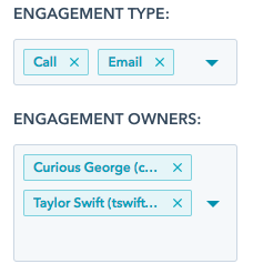 Engagement Reporting for HubSpot Sales