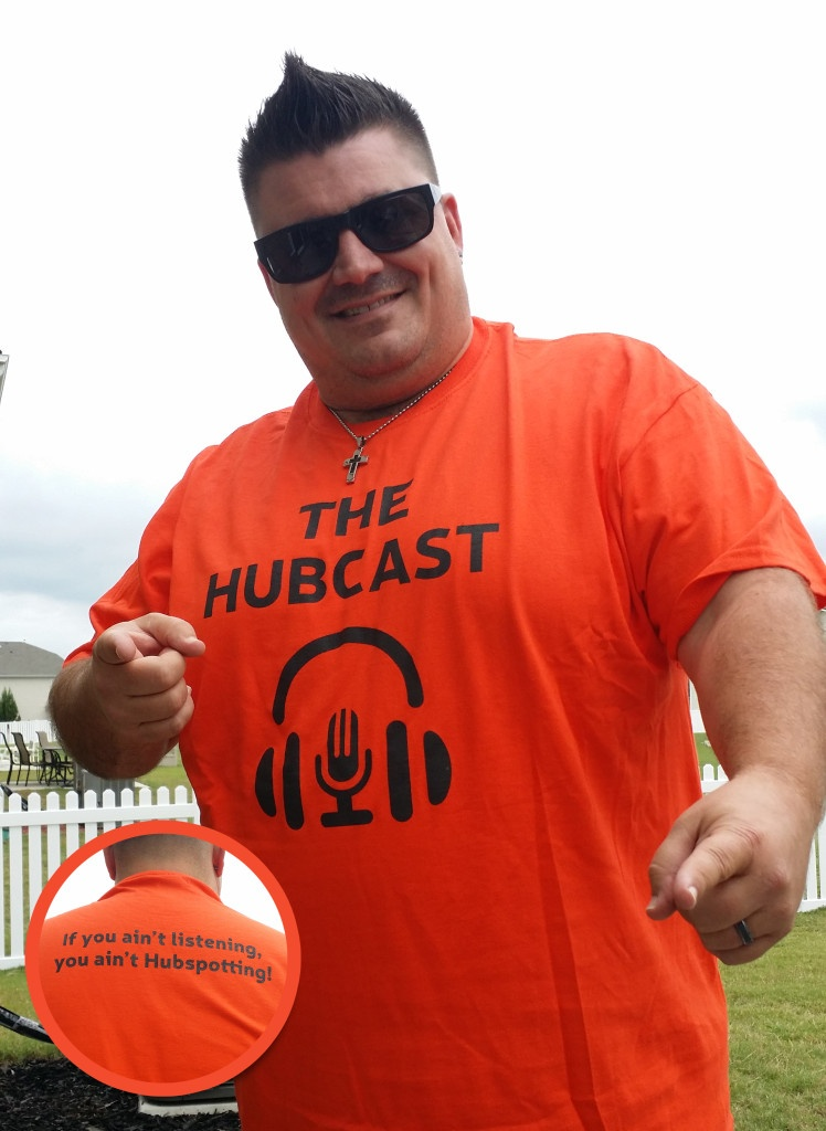 Hubcast-Shirts
