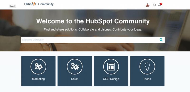 community HubSpot