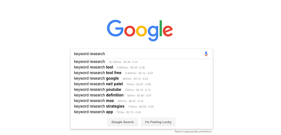 Keyword research tools: Our top 5 easy-to-use options to improve your content