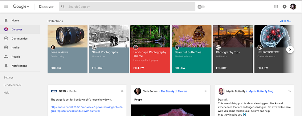 Google+ Security Breach & Shutdown Should Be a Red Flag for Businesses