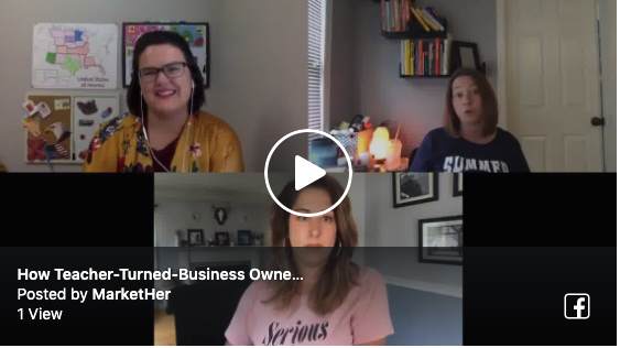 How a Teacher-Turned-Business Owner Found Her Calling Through Mindful Meditation [MarketHer Ep. 59]