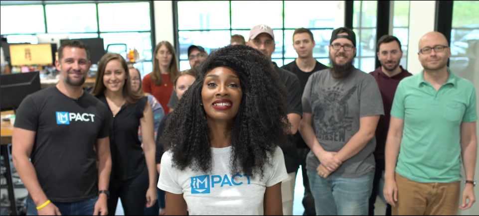 How We Found Inspiration for IMPACT's Welcome Video [Video]